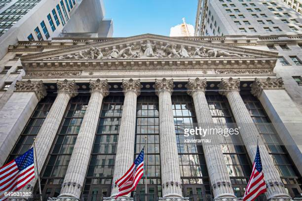 new york stock exchange - nyse stock pictures, royalty-free photos & images
