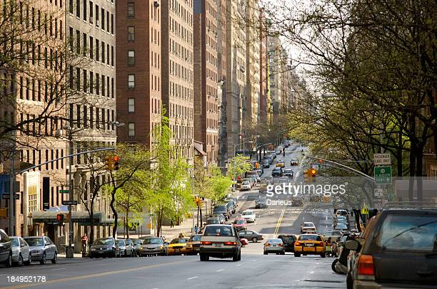 Upper West Side Manhattan Stock Photos And Pictures