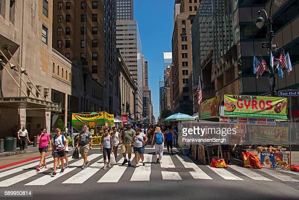 New York streetmarket