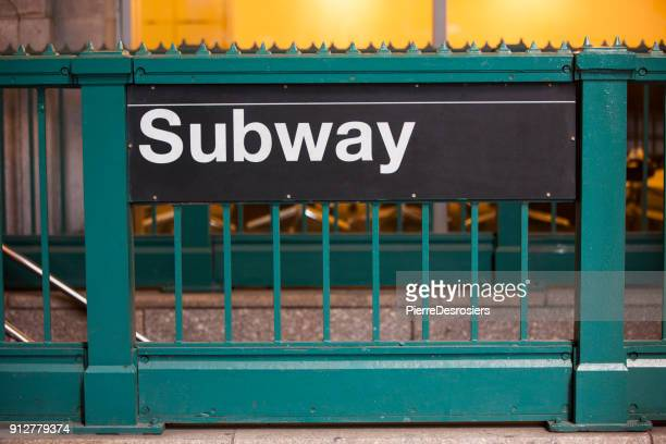 new york subway. - new york city subway stock pictures, royalty-free photos & images