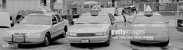 New York taxis Ford Crown Victoria Chevy Caprice and Chevy Lumina taxis