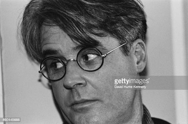 New York Times Photojournalist Stephen Crowley at the US Capitol Building during the Senate Impeachment Trial of President Bill Clinton on charges he...