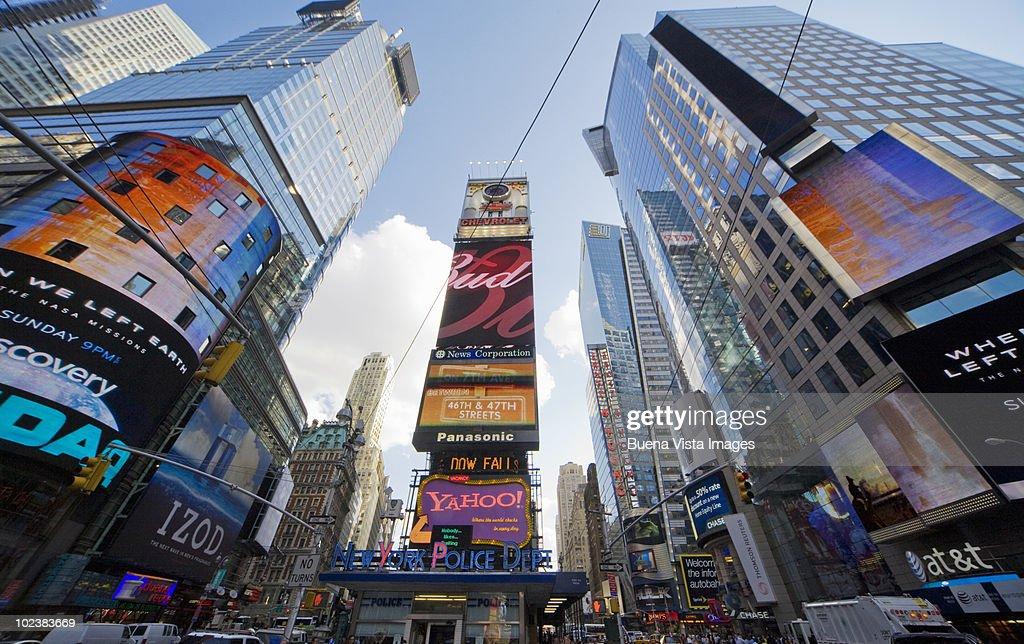 New York,  Times Square : Foto de stock