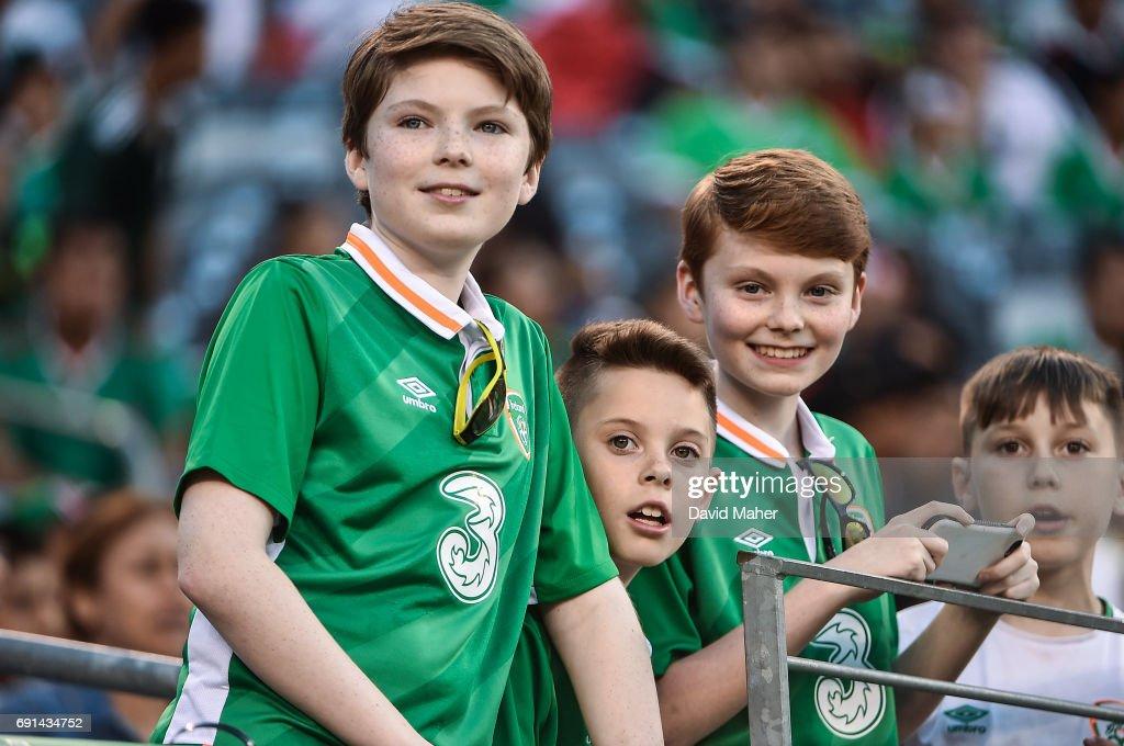 Republic of Ireland v Mexico - International Friendly : News Photo