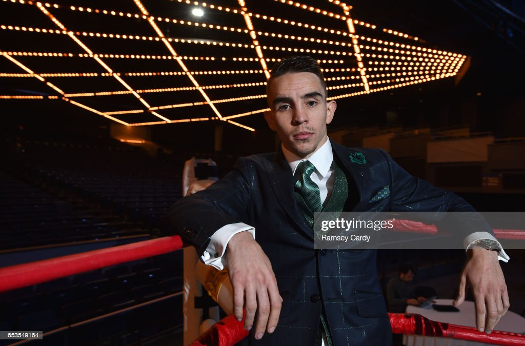 Michael Conlan Press Conference : News Photo