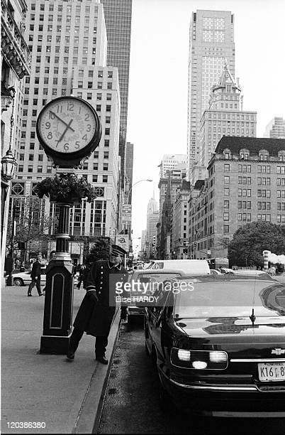 New York United States in 1997 The Chrysler Building