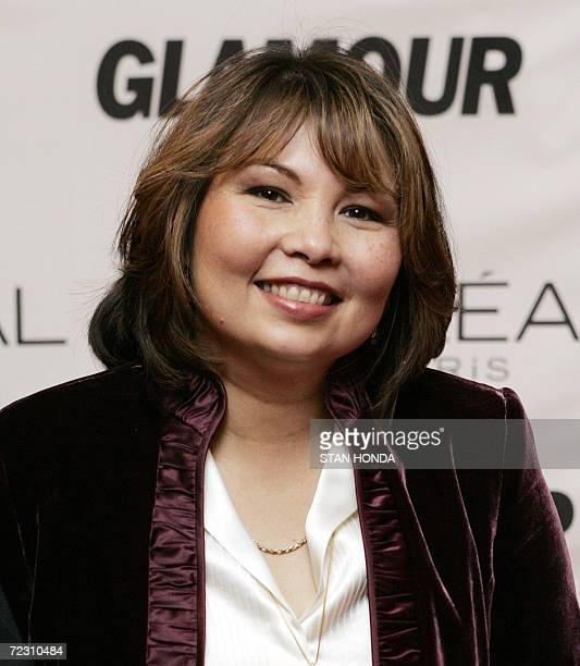 Iraq War veteran and Democratic US Congressional candidate Tammy Duckworth arrives 30 October 2006 at the 17th Annual Glamour Women of the Year...