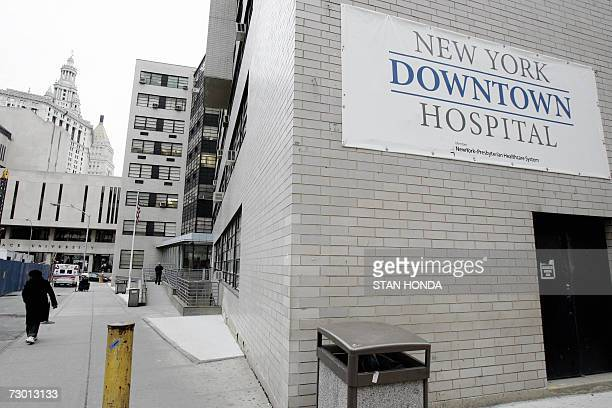 New York Downtown Hospital Stock Photos And Pictures