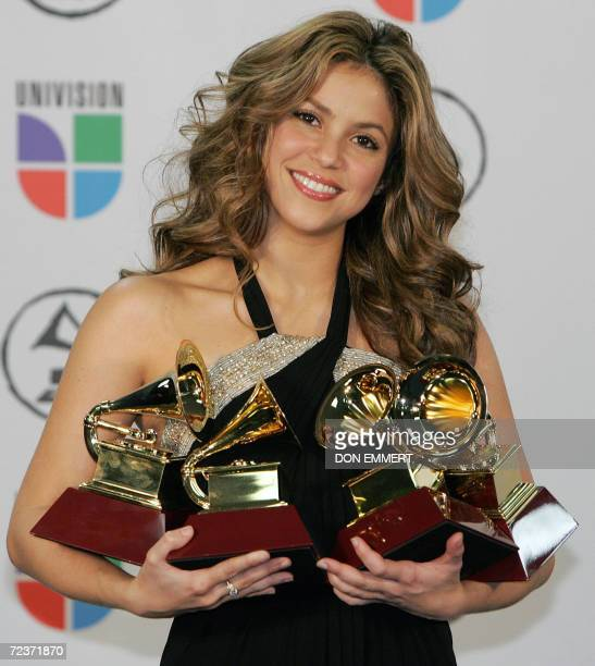 Shakira Stock Fotos Und Bilder Getty Images