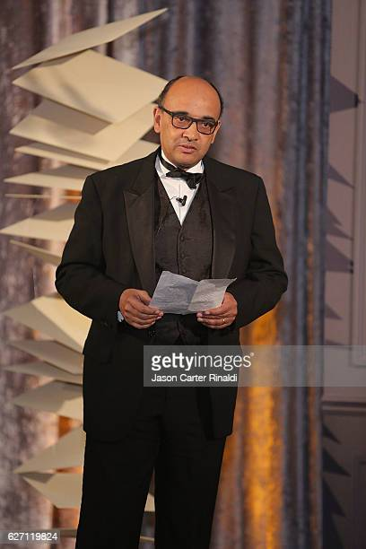 New York University Professor of Philosophy Kwame Anthony Appiah attends The Berggruen Prize Gala Honoring Philosopher Charles Taylor at New York...