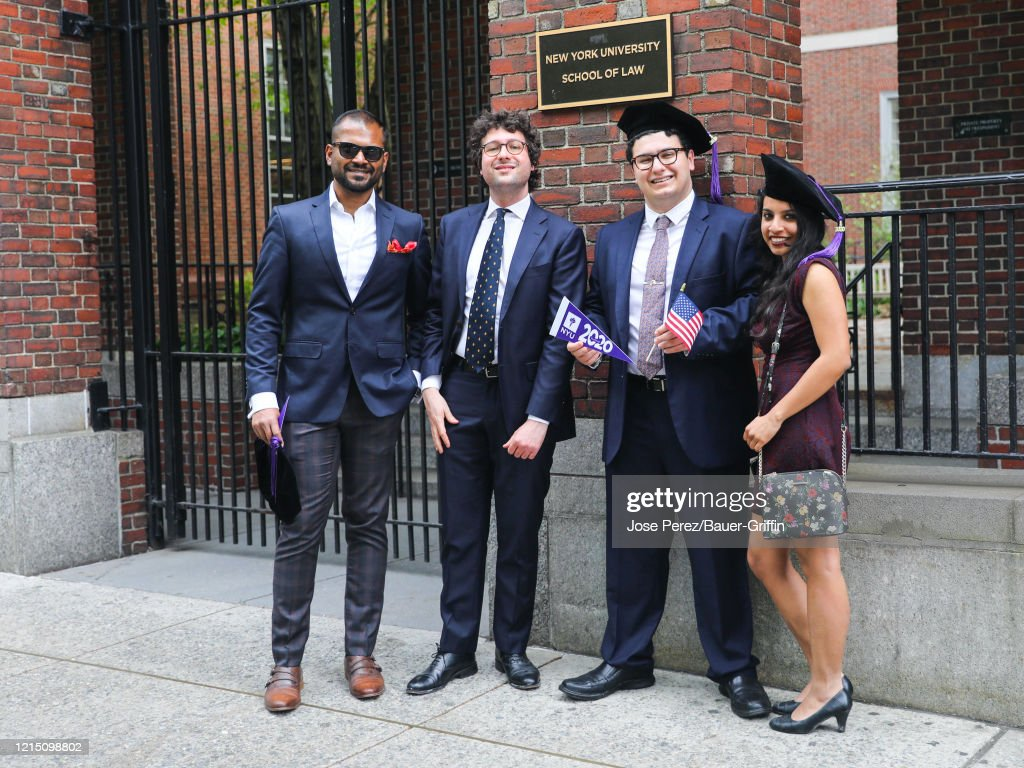 New York University Students At Outside Nyu School Of Law On May 25 News Photo Getty Images