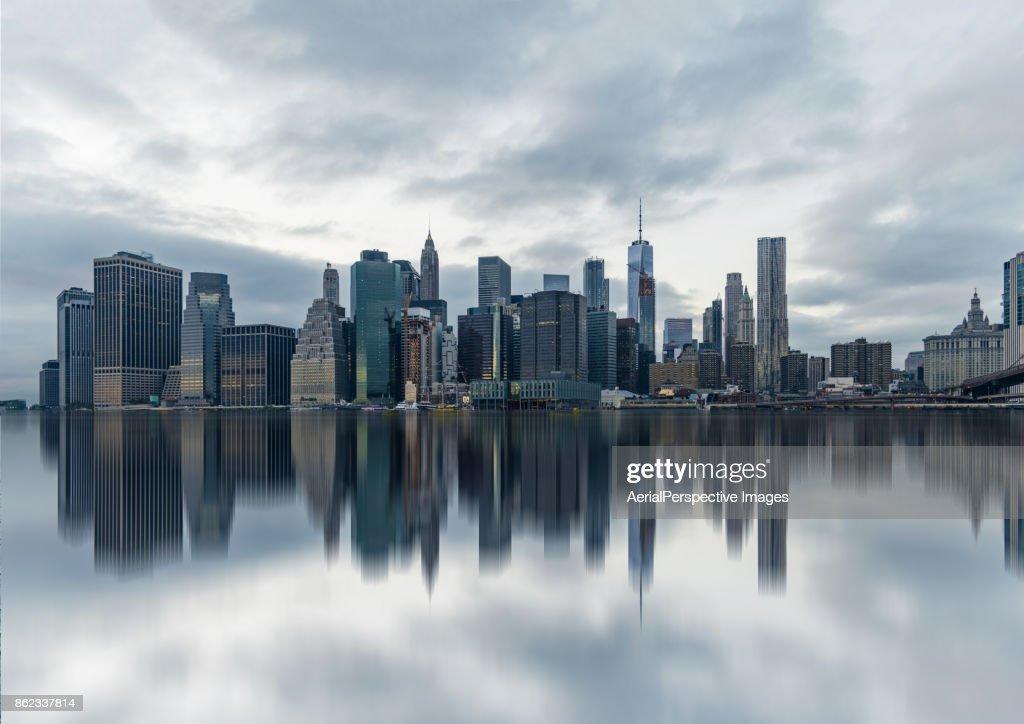 New York Urban Skyline : Stock Photo