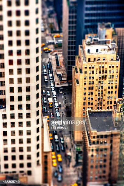 new york - urban traffic in the street - pjphoto69 stock pictures, royalty-free photos & images