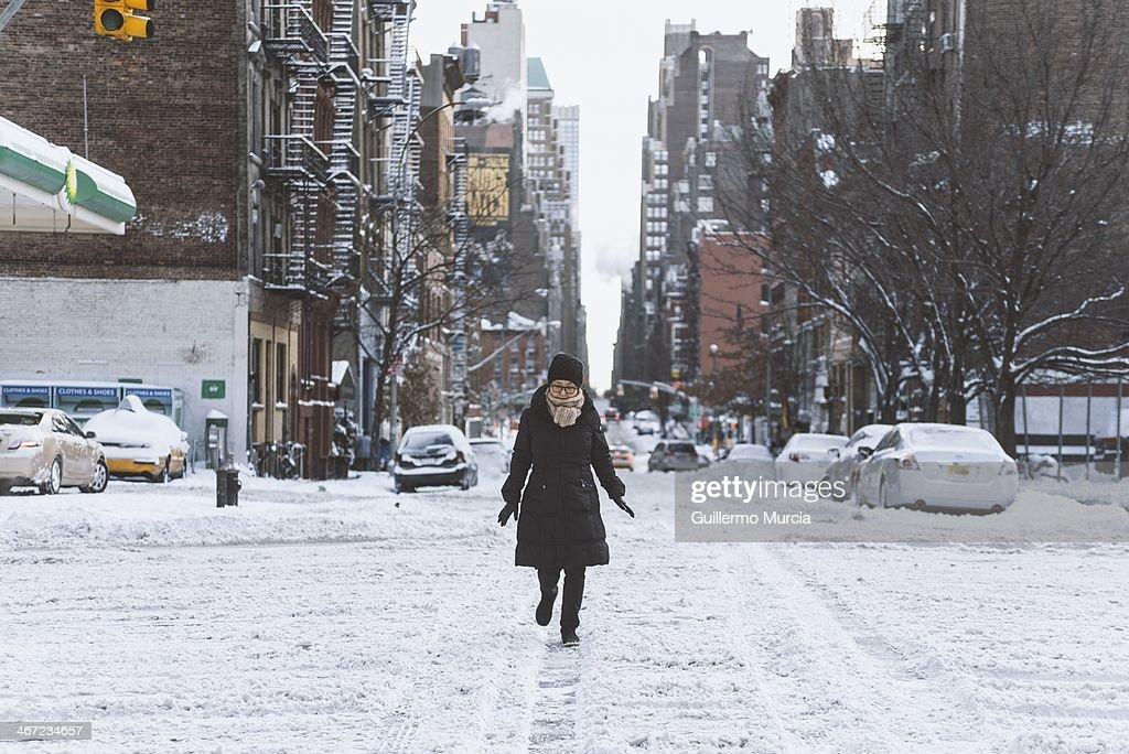 New York Winter Fashion