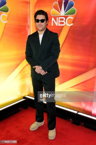 """New York Winter Press Junket -- Pictured: Adam Pally, """"Indebted"""" on NBC --"""