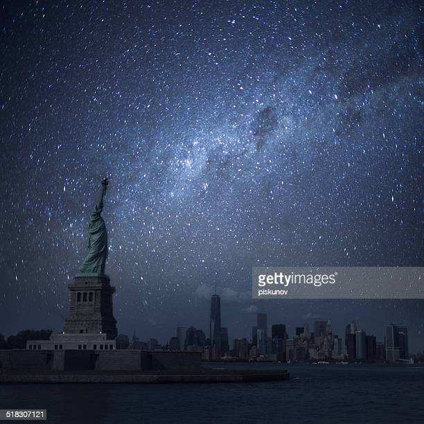 New York without  Night Lights