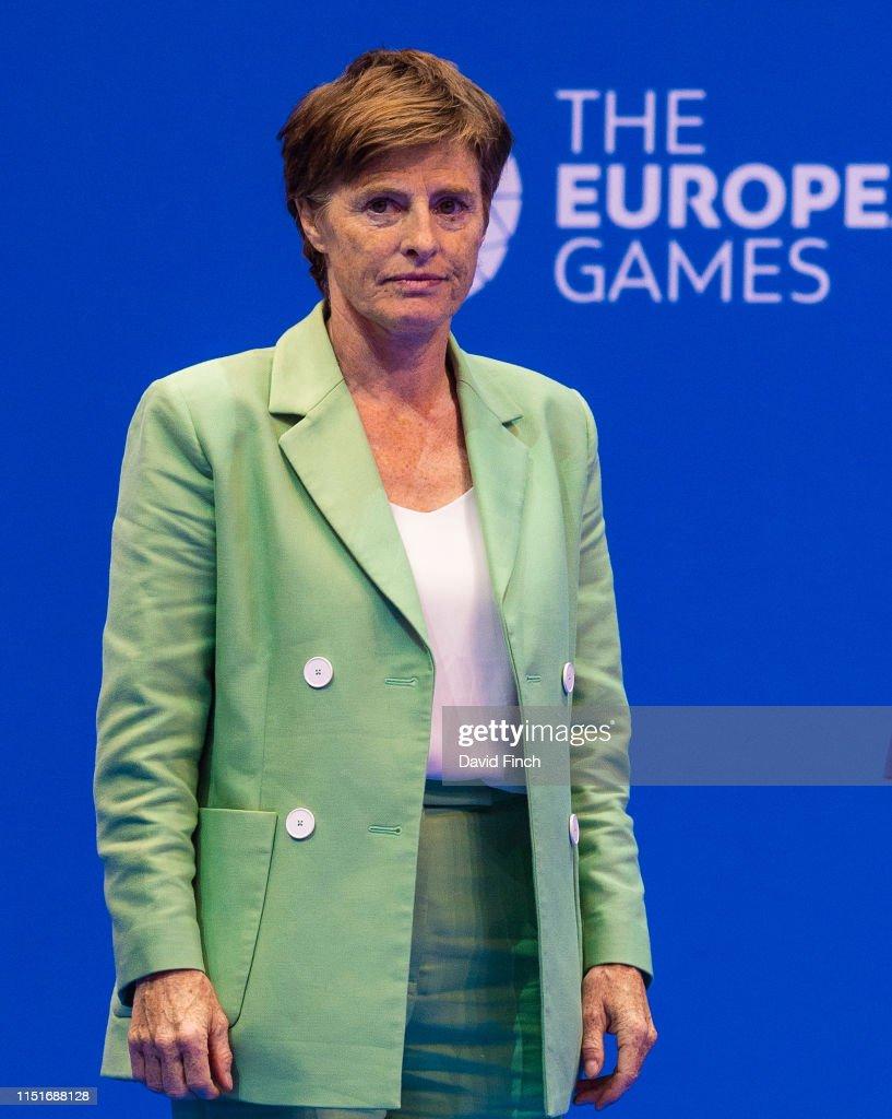 2019 Minsk European Games  (Judo: 22-25 June) : News Photo