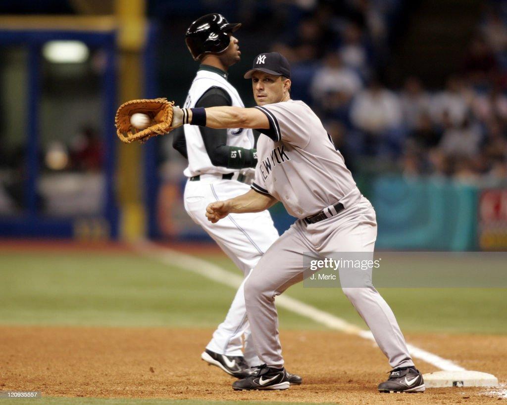 New York Yankees vs Tampa Bay Devil Rays - May 4, 2005