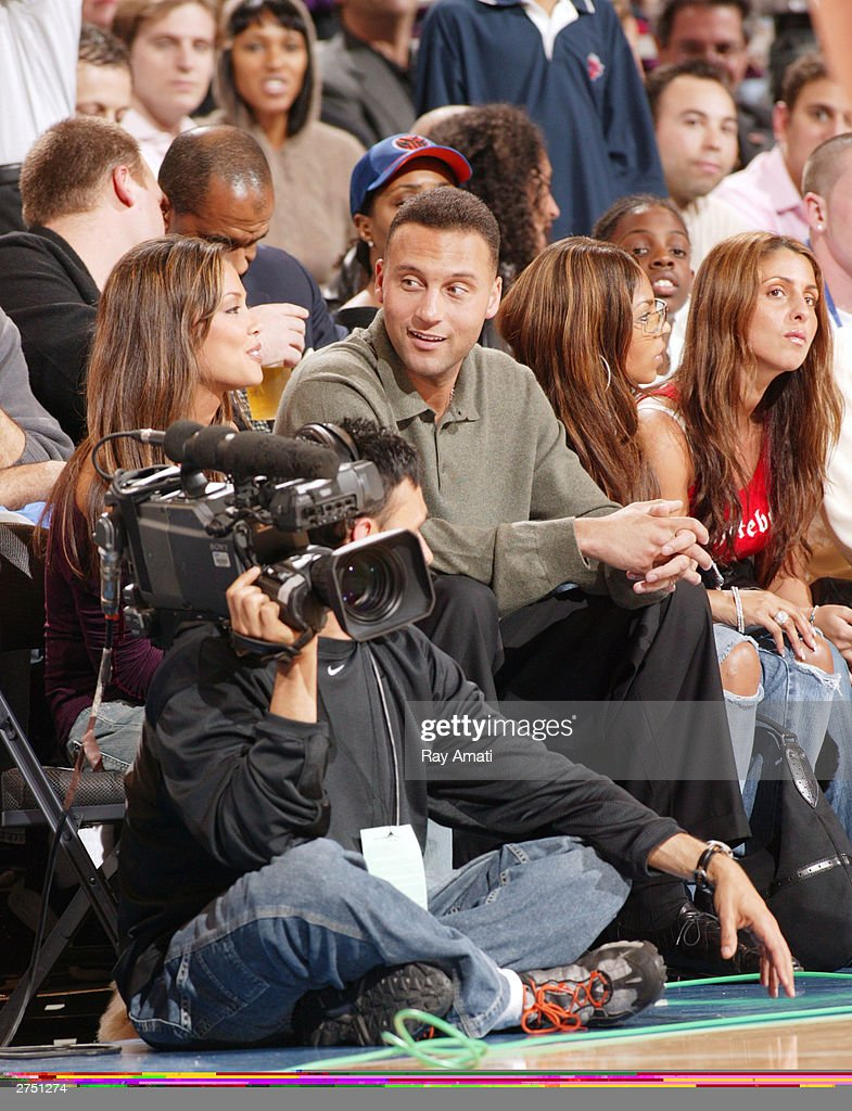 Celebrities Attend Knicks V Lakers Game
