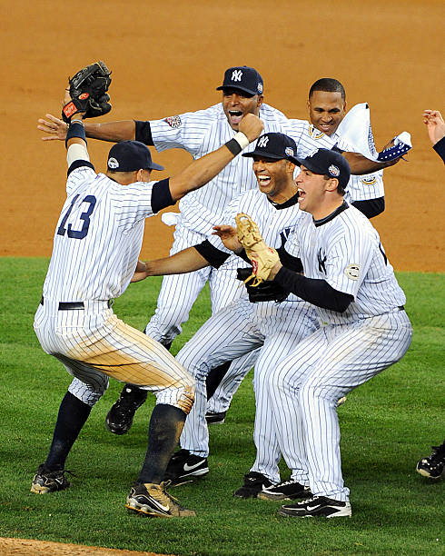 New York Yankees celebrate 27th World Series title after def