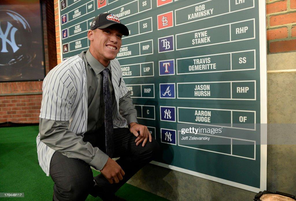 MLB First-Year Player Draft : News Photo