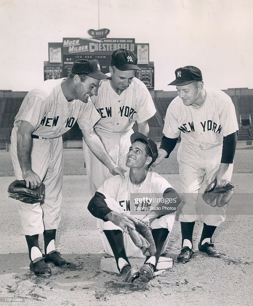 New York Yankees... : News Photo