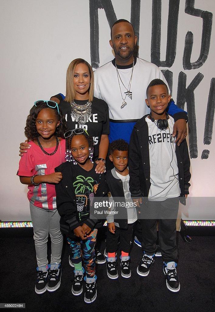 "Nike/Levi Kids ""Kids Rock"" - Front Row & Backstage - Mercedes-Benz Fashion Week Spring 2015 : News Photo"