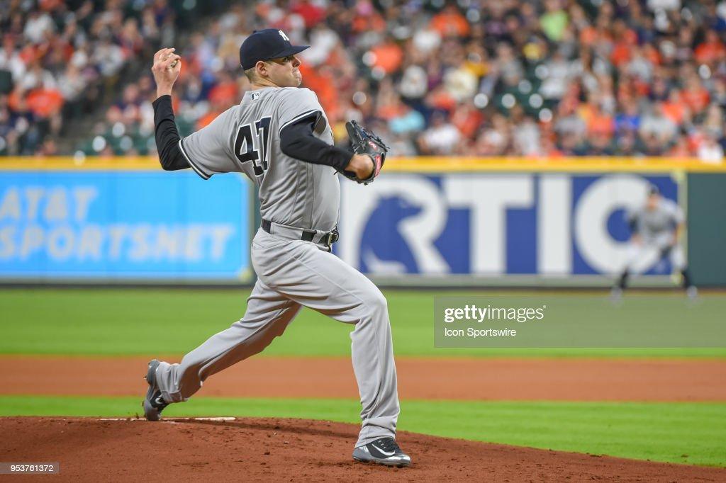 MLB: MAY 01 Yankees at Astros : News Photo