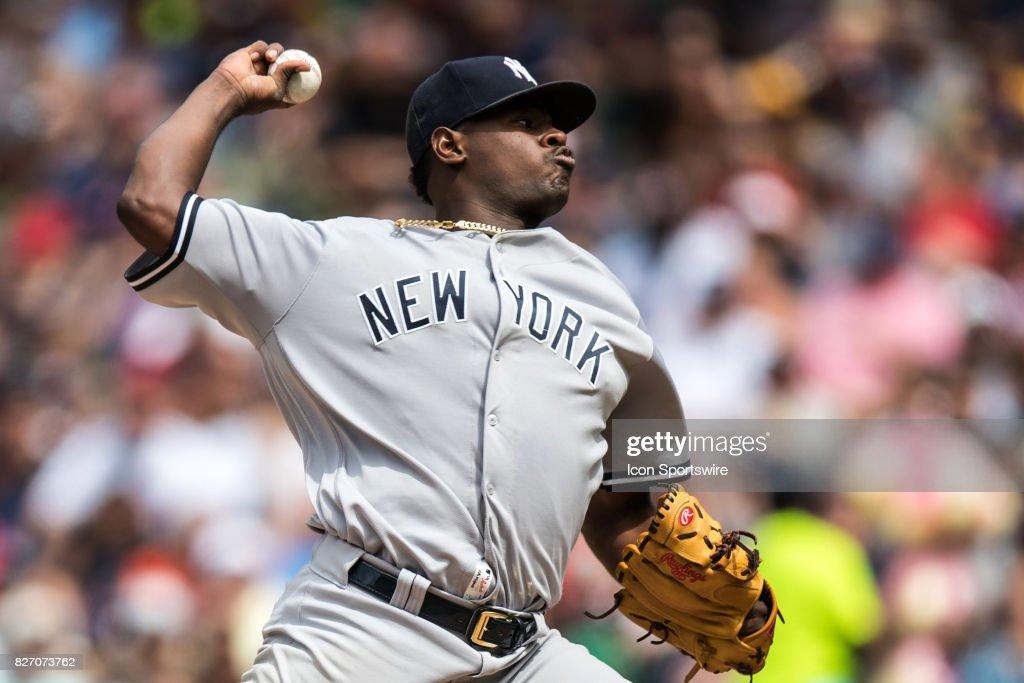 MLB: AUG 06 Yankees at Indians