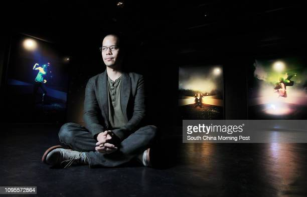 New Yorkborn art patron Stephen Cheng Waikin son of Edgar Cheng and a grandson of the late shipping magnate Pao Yuekong poses for a photograph at his...
