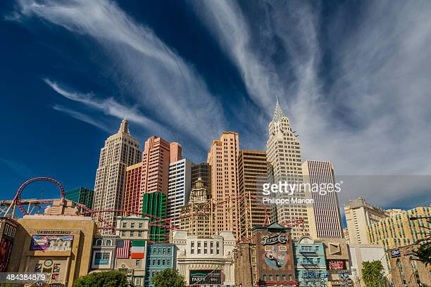 CONTENT] New YorkNew York Hotel Casino is a hotel and casino located on the Las Vegas Strip on Vegas Boulevard South in Paradise Nevada