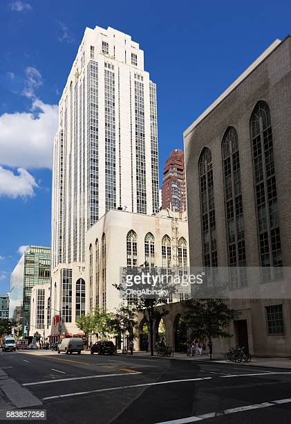 New York–Presbyterian Hospital, Manhattan Upper East Side, New York.