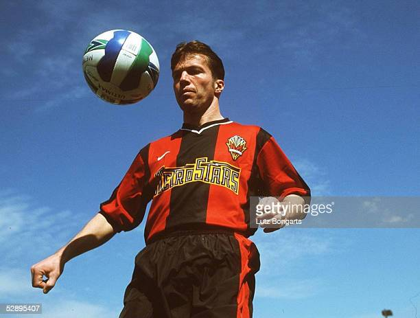 SOCCER 2000 New York/USA NEW YORK METRO STARS/TRAINING Lothar MATTHAEUS