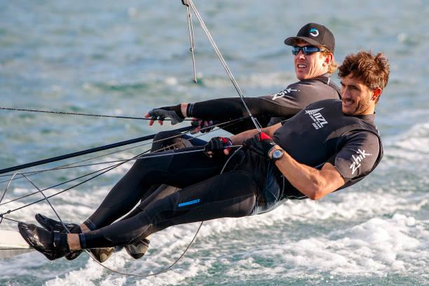NZL: New Zealand Olympic Sailing Team Media Opportunity