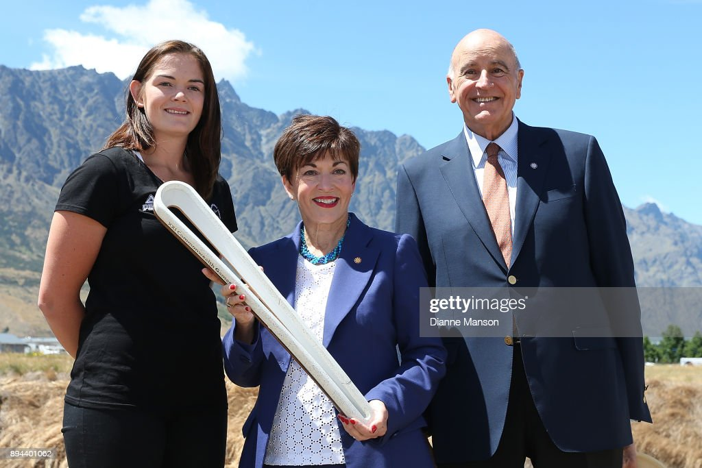 NZOC Commonwealth Games Queen's Baton Relay Function QT