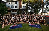 gold coast australia new zealand athletes