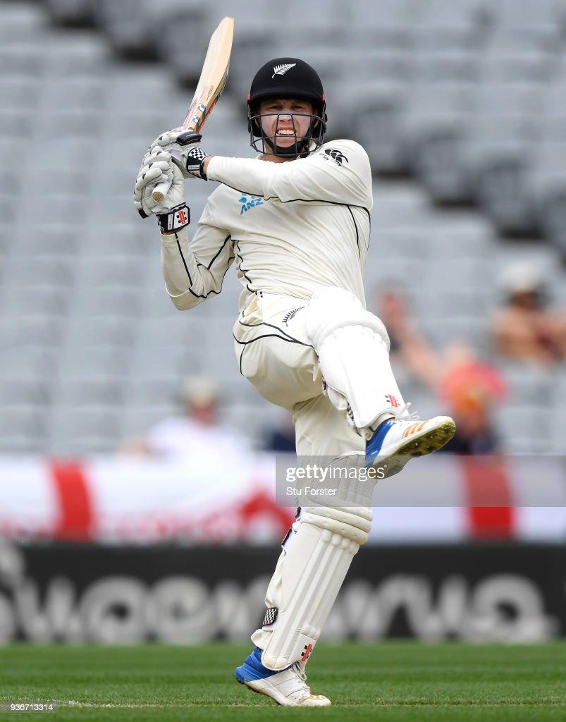 New Zealand v England - 1st Test: Day 1