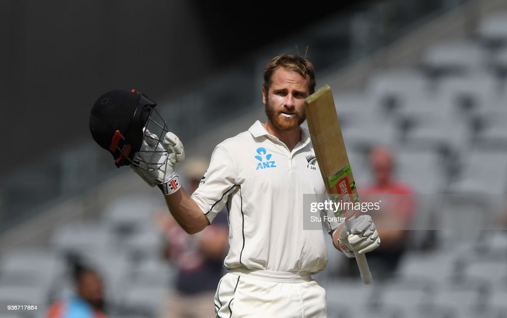 New Zealand v England - 1st Test: Day 2
