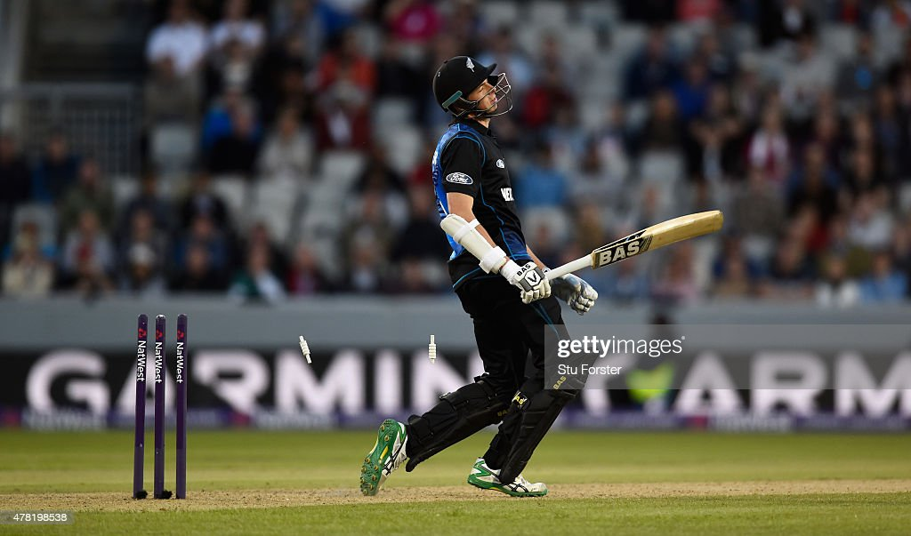 England v New Zealand - NatWest International Twenty20