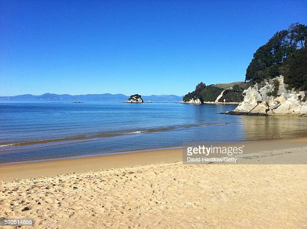 New Zealand Beach Landscapes