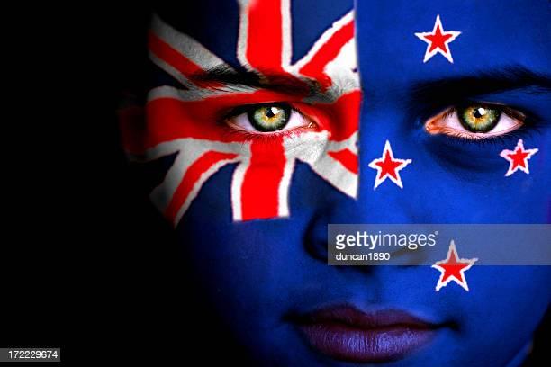 New Zealand boy