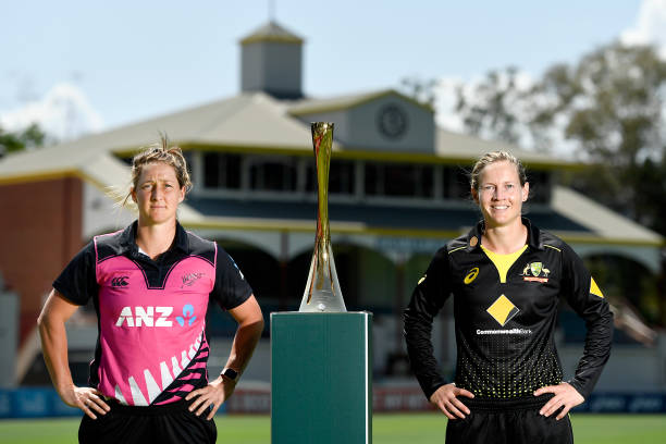 AUS: Australia v New Zealand Womens Series Media Opportunity