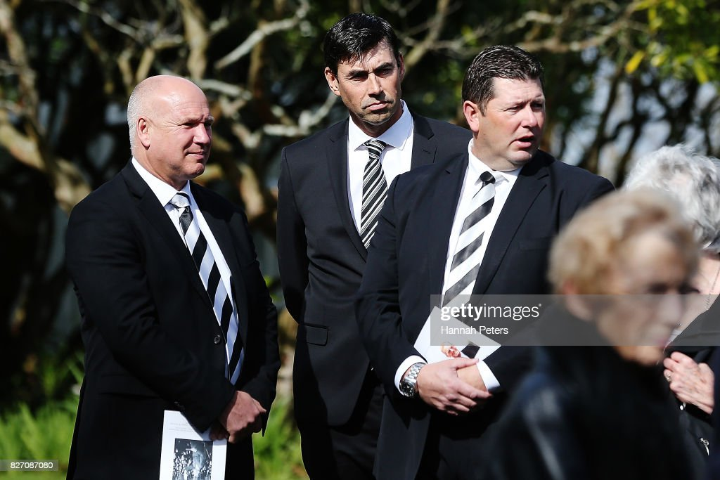 Sir John Graham Funeral Service