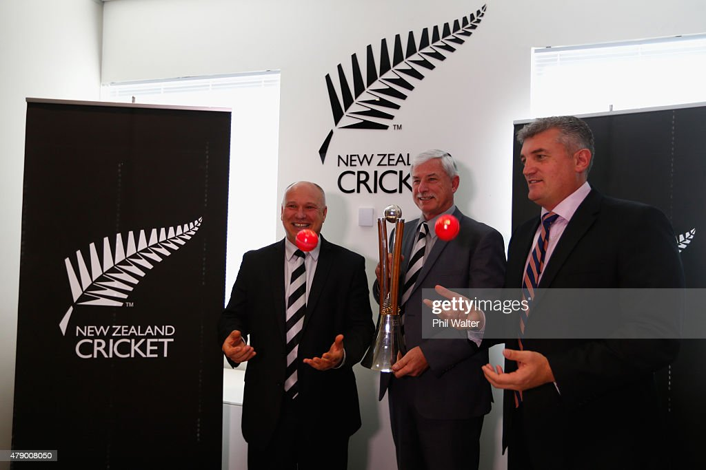 New Zealand Cricket Press Conference