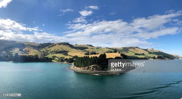 new zealand cruising - southland new zealand stock pictures, royalty-free photos & images