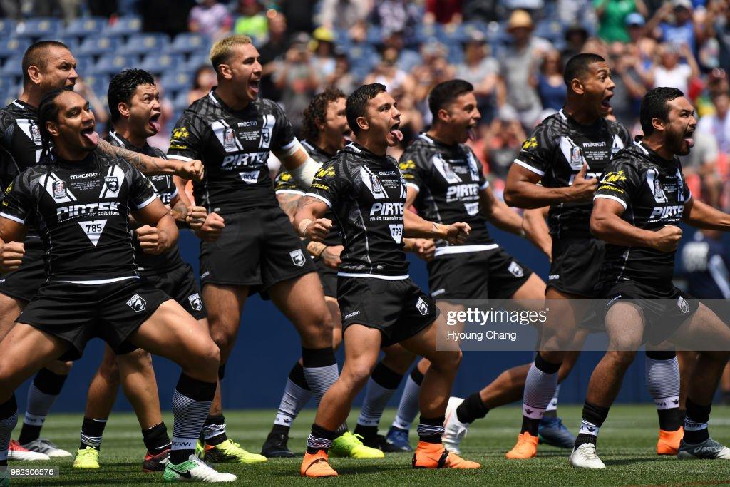 Rugby League Denver : News Photo