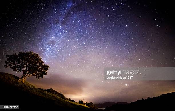 New Zealand Milky Way