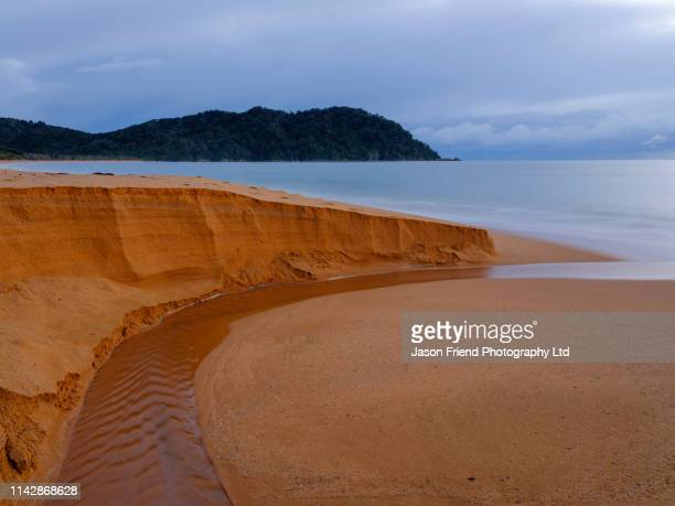 New Zealand, Nelson & Marlborough, Abel Tasman National Park.