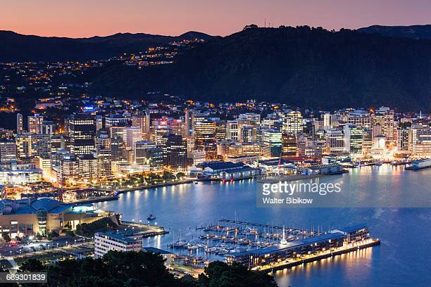 new zealand, north island, exterior - wellington new zealand stock pictures, royalty-free photos & images