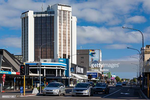 new zealand, north island, exterior - palmerston north new zealand stock pictures, royalty-free photos & images